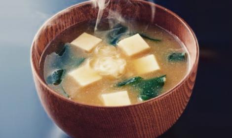 Receta Sopa de Miso Zoa Luengo