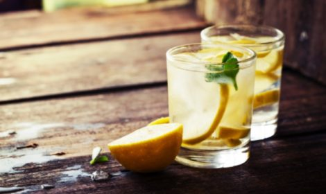 Limonada antioxidante — Boost Lemonade
